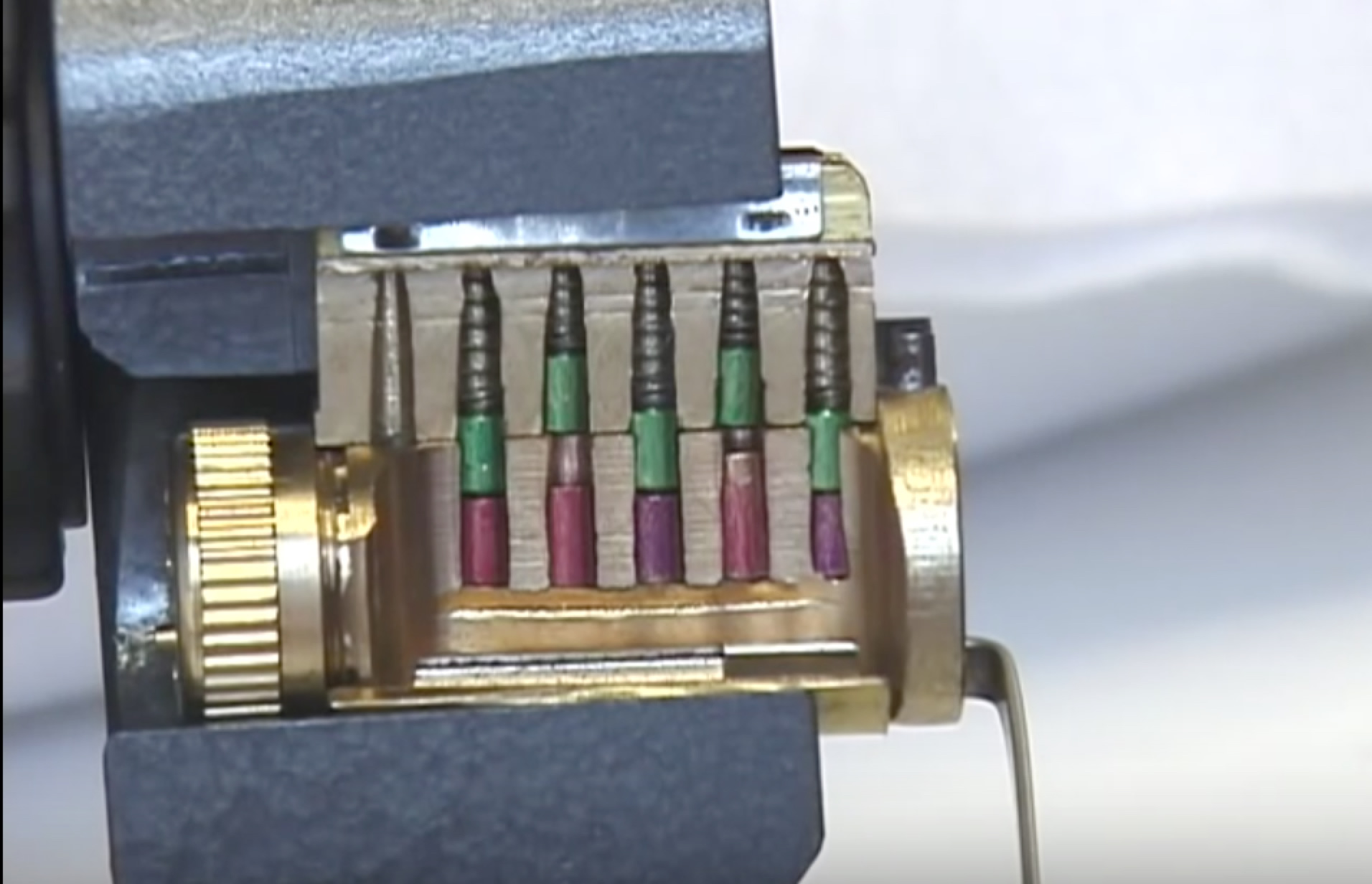 Bekannt Geheim: Lockpicking Werkzeug für Dummies | Elektroschock VS56