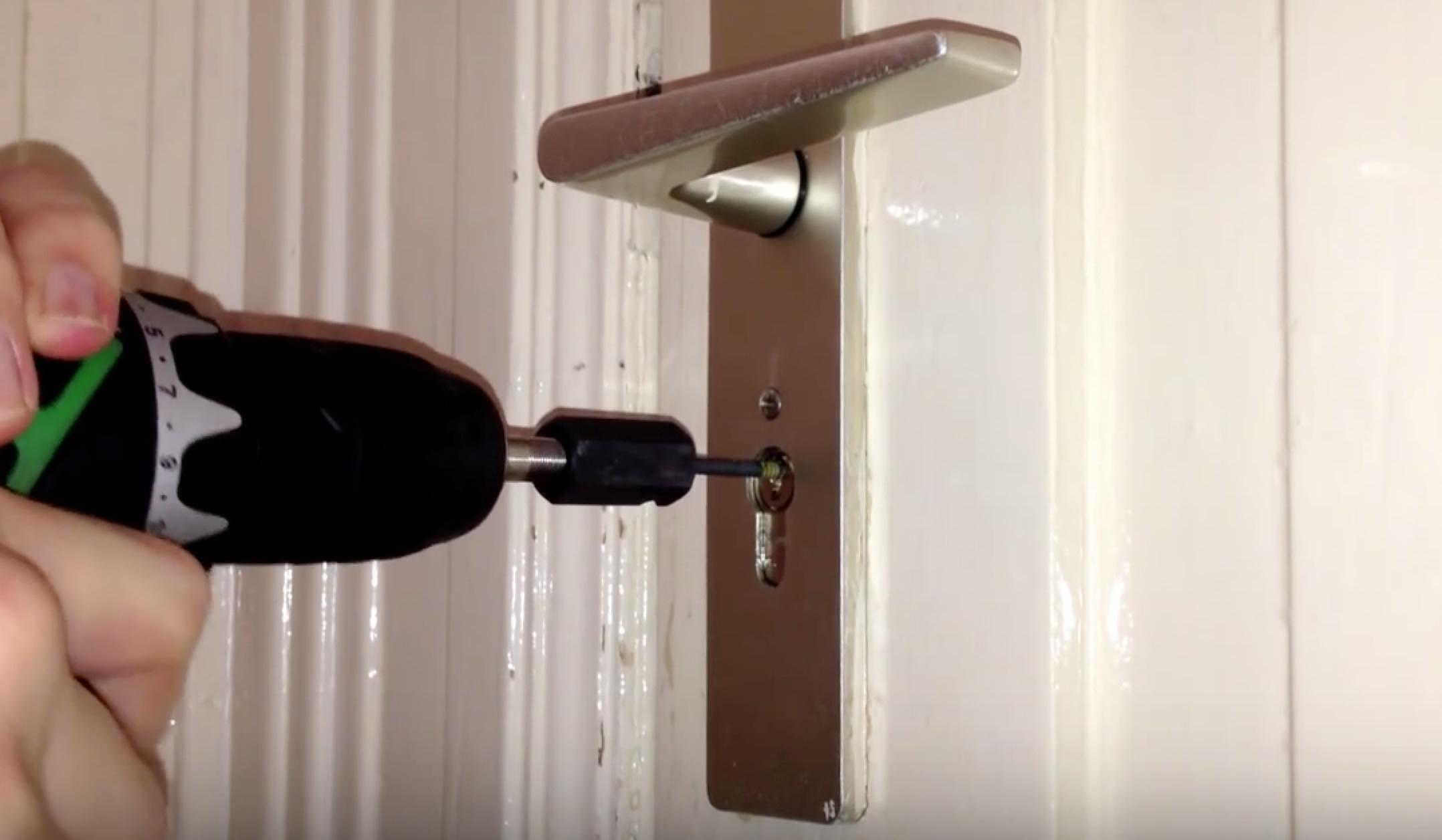 Häufig Geheim: Lockpicking Werkzeug für Dummies | Elektroschock XT33